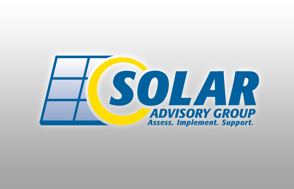 Solar Advisory Group Identity Package - Logo Design